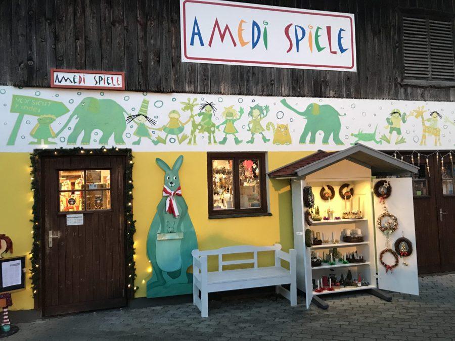 Amedi Spiele Reischenhart