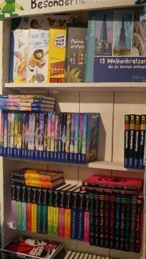 Bücher bei Amedi Spiele