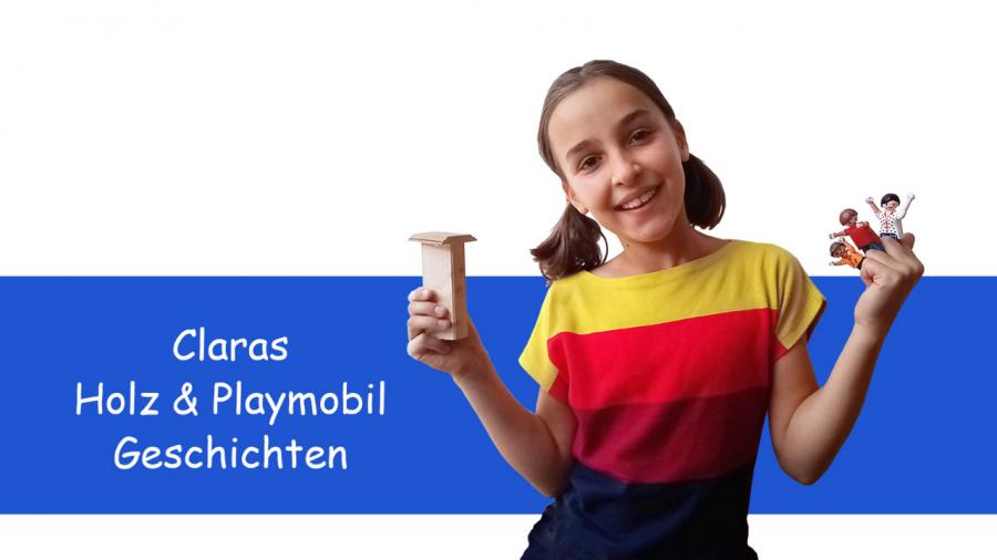 Claras Holz & Playmobildgeschichten