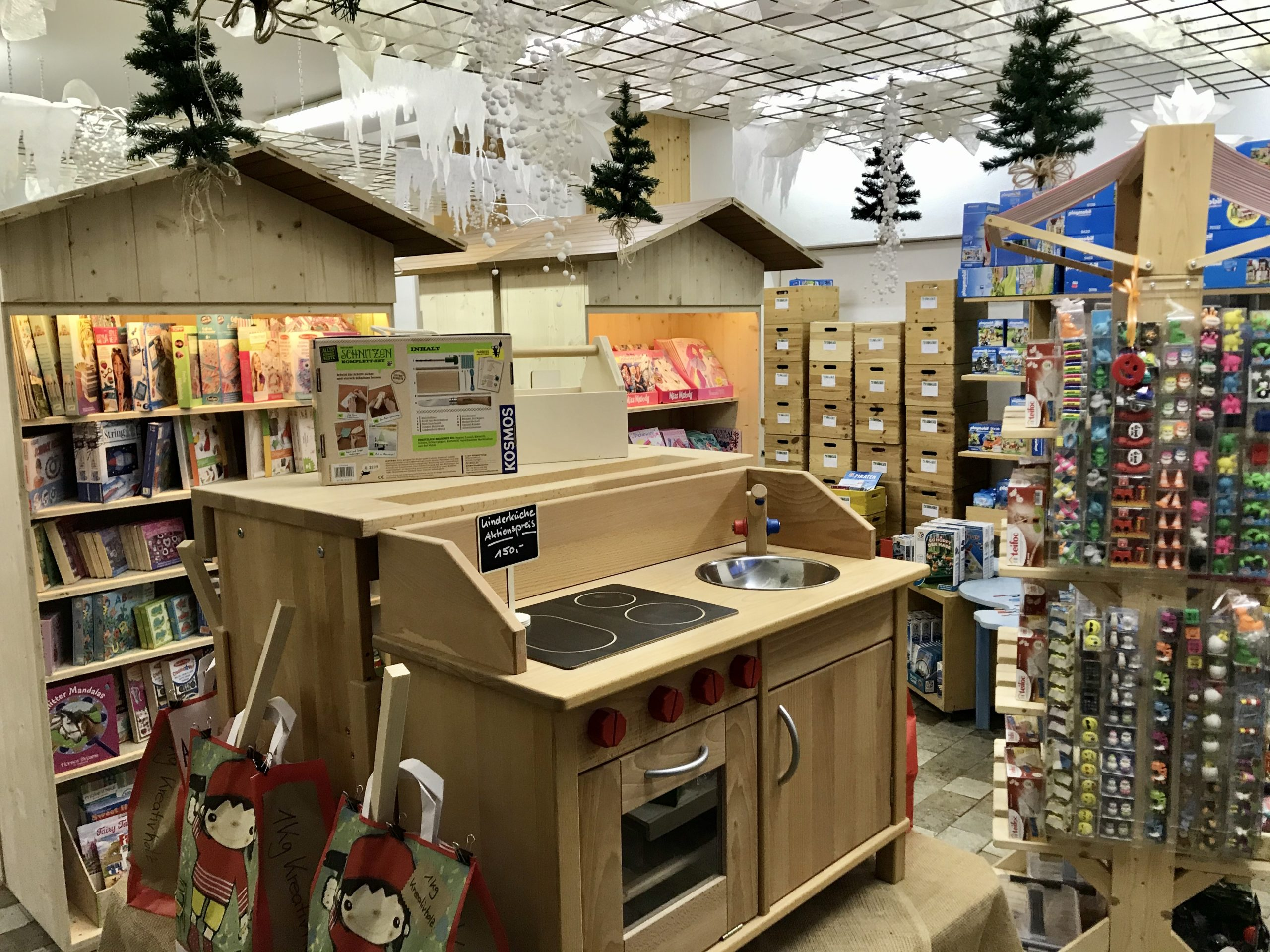 Amedi Spielzeugladen in Reischenhart