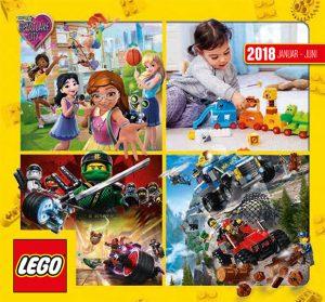 Lego Blätterkatalog 2018