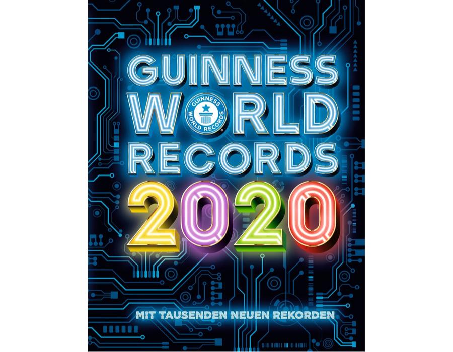 Guinnesbuch der Rekorde 2020