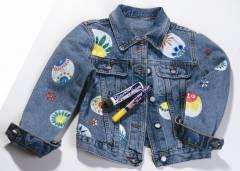 Kindergeburtstag - Jacken beschmücken