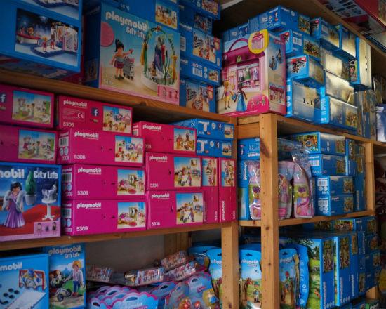 Playmobil bei Amedi Spiele