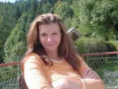 Susanne Franz vom Amedi Team